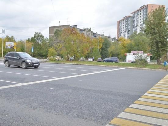 В Челябинске полностью завершили ремонт дорог по национальному проекту