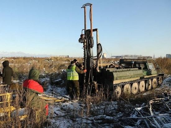 На свалках трёх городов Архангельской области начали копать-колотить