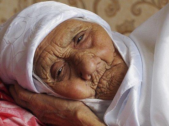 Родилась при царе. В Астраханской области скончалась женщина-долгожитель