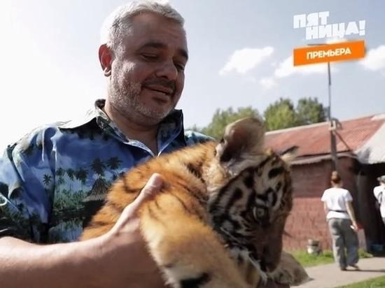 Миллионер из Москвы купил протез челябинскому подростку-инвалиду и спас леопарда Еву