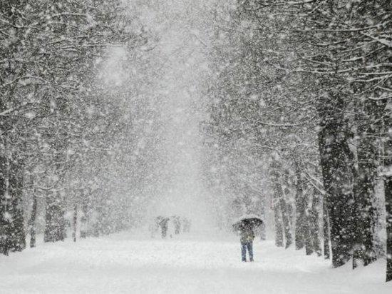 Сегодня ночью в Челябинске ожидается снегопад