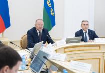 В региональном правительстве провели анализ реализации национальных проектов
