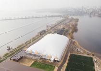 В Воронеже готовится к открытию крупнейший спортивный кластер