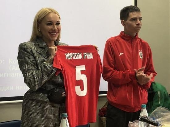 Супруга футболиста из Украины Николая Морозюка стала президентом футбольного клуба «Лион», и она не одна такая