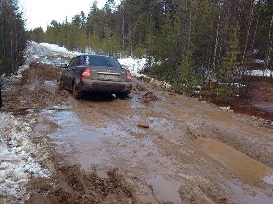 Статистика неумолима: в Архангельской области одни из худших дорог в стране