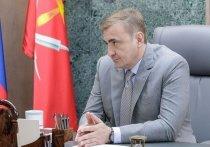 Алексей Дюмин занял место в ТОП-3  «Национального рейтинга»