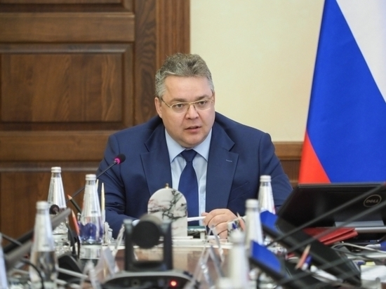 Губернатор Ставрополья участвует в заседании президиума Госсовета