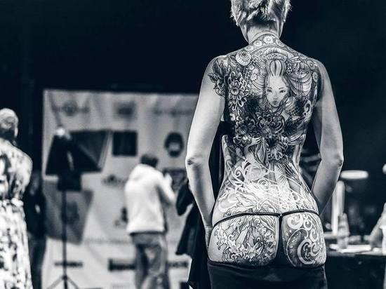 Петербург вошел в тройку городов с самыми татуированными жителями