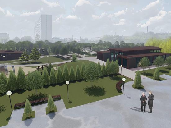В Челябинске появится новая набережная и ландшафтный парк