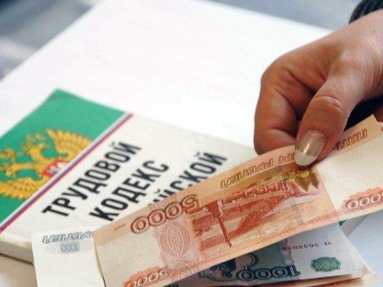 Лухское ДСУ выплатило своим работникам долги по зарплате по решению суда