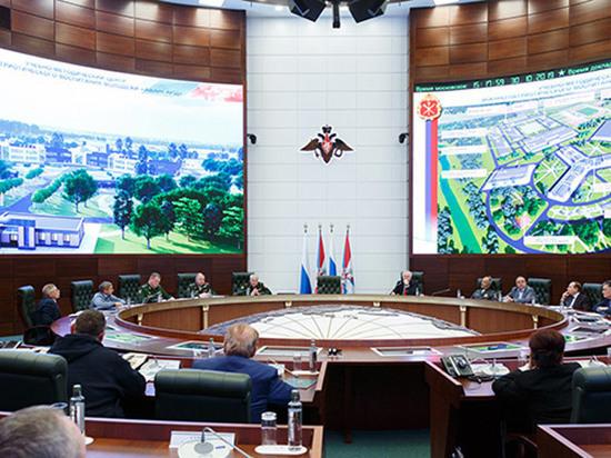 Генерал Картаполов рассказал о центрах «Авангард» и проектах к юбилею Победы