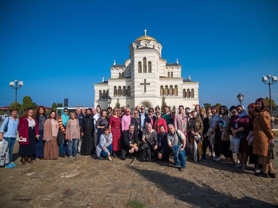 В Севастополе с 19 по 24 октября проходил V Фестиваль кино и телефильмов духовно-нравственного содержания «Святой Владимир».