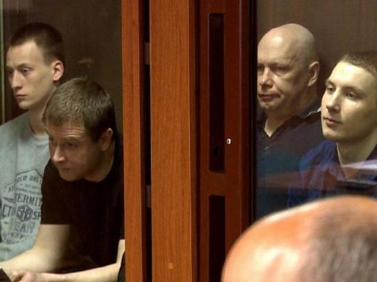 Четверо убийц молодого человека у «М33» в Архангельске сядут очень надолго
