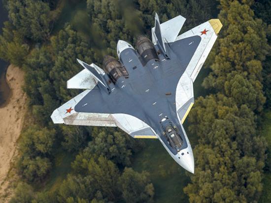 СМИ назвали российский Су-57 «опасным преступником» для НАТО