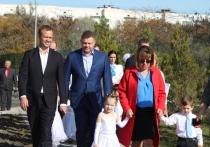 В Новофедоровке открыли новый детский сад