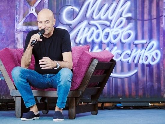 Композитор на встрече с участниками форума «Таврида 5.0» в Судаке рассказал о своем украинском прошлом