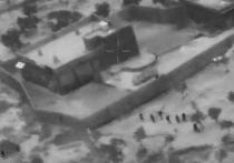 Опубликованы кадры штурма дома аль-Багдади