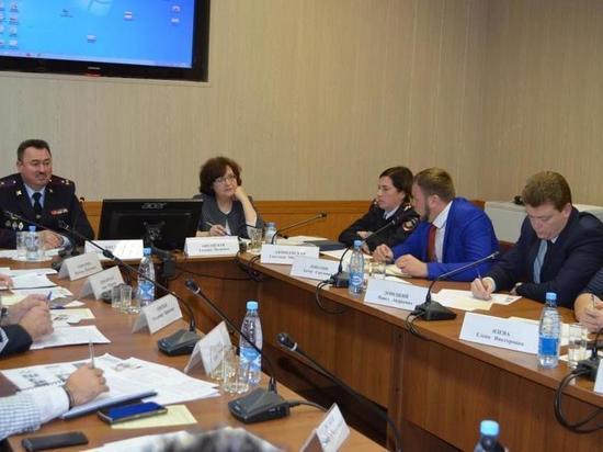 В Иванове состоялся круглый стол по теме профилактики преступлений среди детей