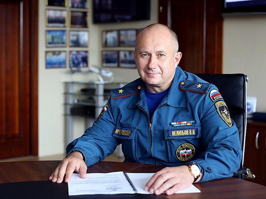 С поста главы ГУ МЧС России по Иркутской области ушёл Валентин Нелюбов
