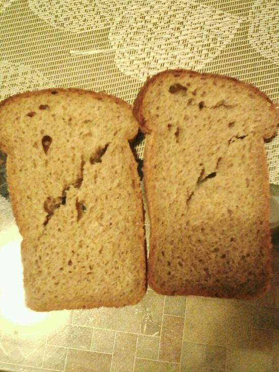 Жительница Лабытнанги купила в «Кристалле» сырой хлеб