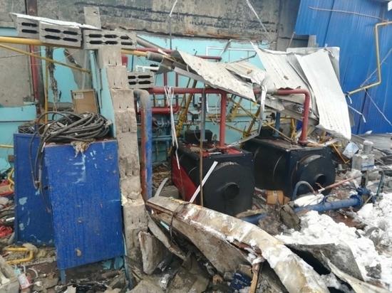 В МЧС прокомментировали взрыв в котельной в Ноябрьске