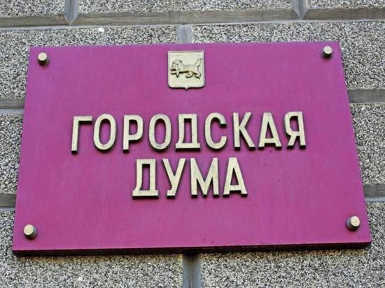 Депутаты думы Иркутска поменяли вице-спикера