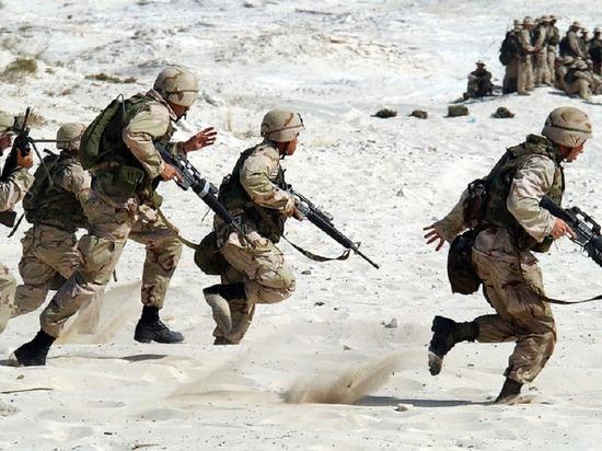 США собрались сократить контингент в Сирии всего на 100 человек