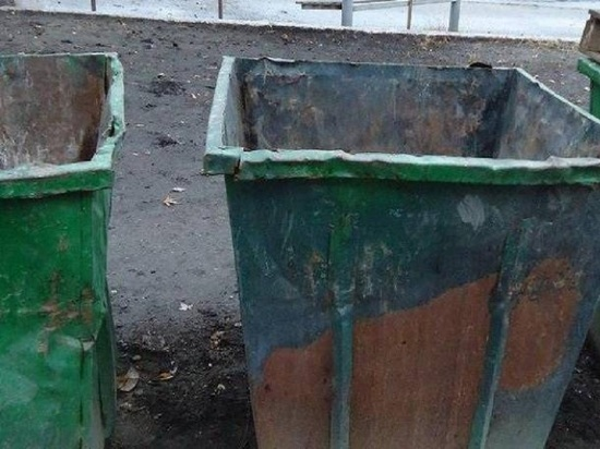 В Архангельске поймали уголовника, воровавшего мусорные баки