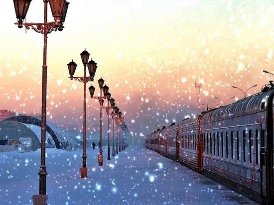 В Архангельской области меняется график движения некоторых поездов
