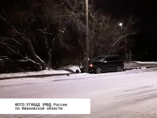 Природный катаклизм, накрывший в последние дни Ивановскую область, привел к росту аварий