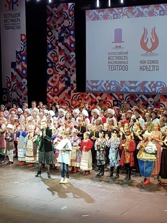 Юные артисты из Железноводска стали лучшими в стране