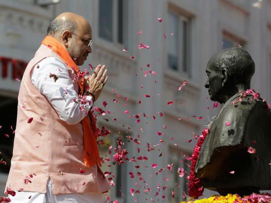 Индия отмечает праздник национального единства в честь «Железного человека»