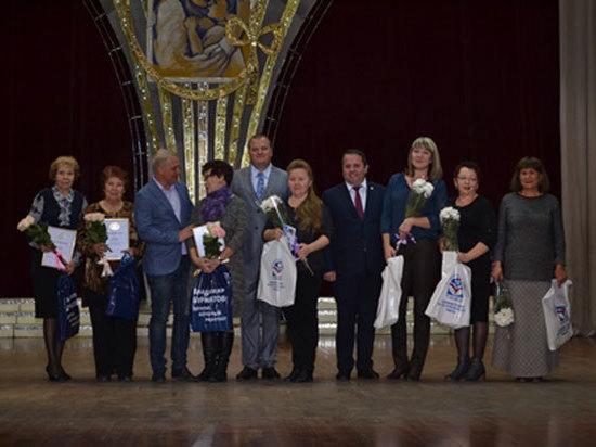 В Металлургическом районе Челябинска отметили День матери