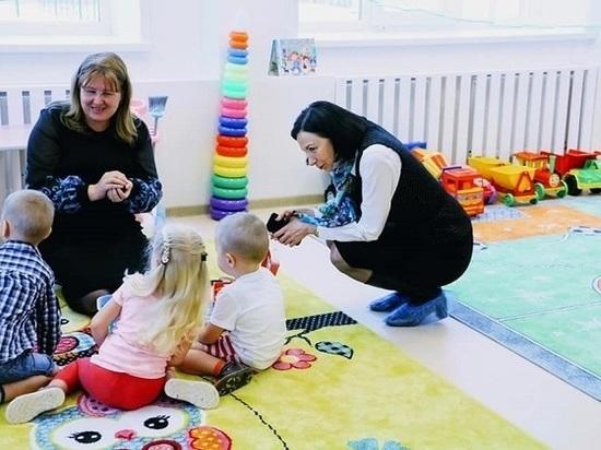 В Челябинске открылся новый детский сад