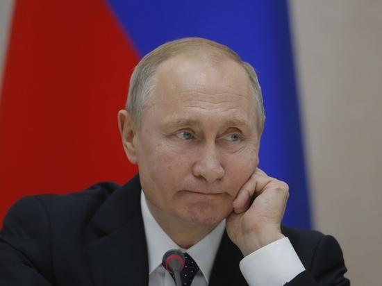 Путин призвал формировать отряды студентов-медиков наподобие стройотрядов