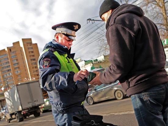 Как камеры фиксации лишают водителей прав за превышение скорости
