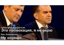 Замгубернатора Кубани объяснил своё высказывание о конце «Единой России»