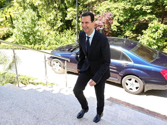 Асад назвал Трампа лучшим президентом США