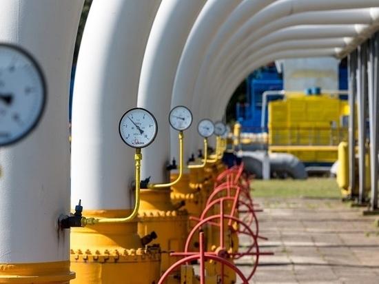 В Киеве допускают сокращение транзита российского газа