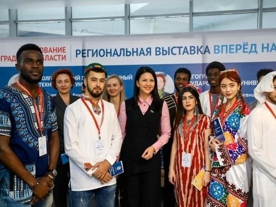 Начало «Диалога»: в Волгограде стартовал международный форум дипломатии