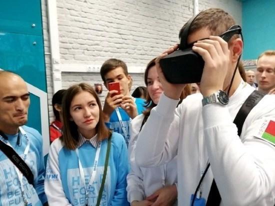 Иностранные волонтеры-медики остались под впечатлением от ивановского детского технопарка