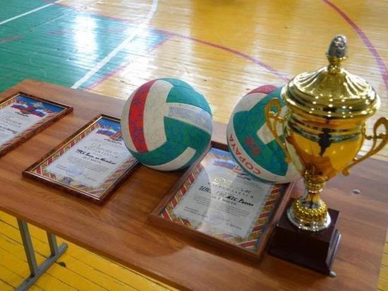 В Иванове прошел волейбольный турнир, посвященный Дню сотрудника органов внутренних дел