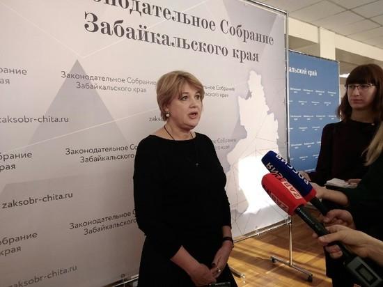 КСП заявила о риске неосвоения федеральных средств в Забайкалье