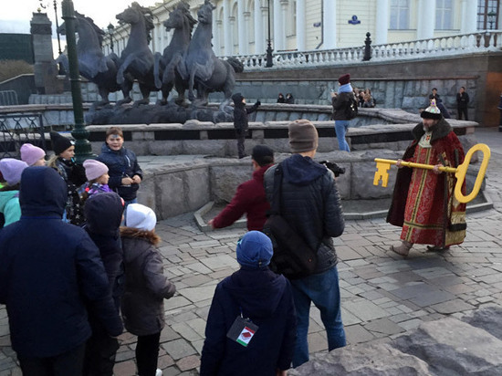 Дети из Ленского района Архангельской области сняли фильм о столице