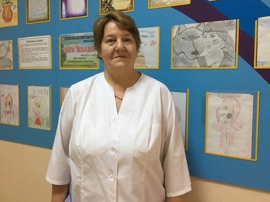 Верность профессии: медсестра ОКБ имени Семашко с 44-летним стажем