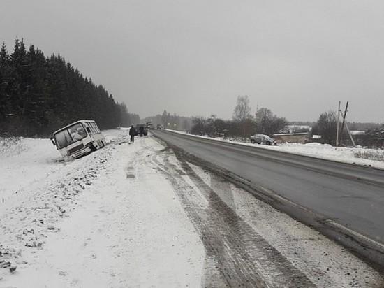 В Ивановской области произошло два ДТП, участникам которых понадобилась медицинская помощь