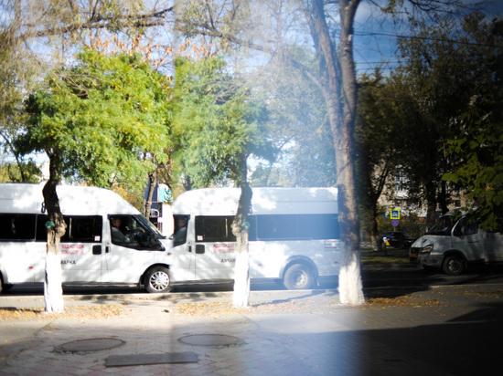 В Астрахани маршрутки подняли проезд до 50 рублей