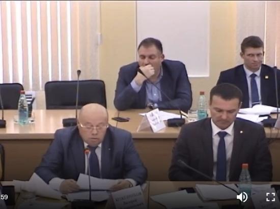 Ященко задремал во время оперативного совещания в правительстве Забайкалья