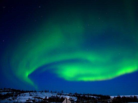 Ноябрь завершится чередой магнитных бурь