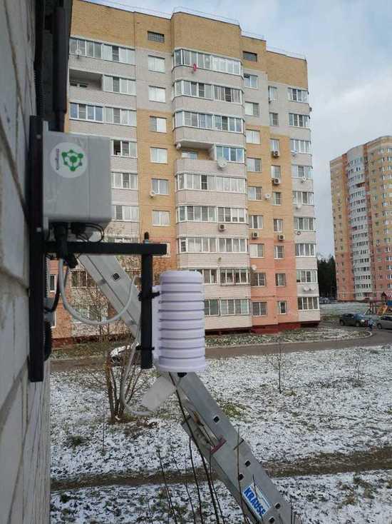 В Калужской области проверяют качество воздуха